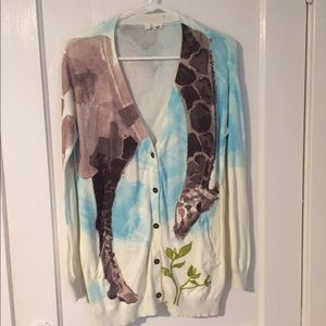 Immaculate Anthropologie Sweater